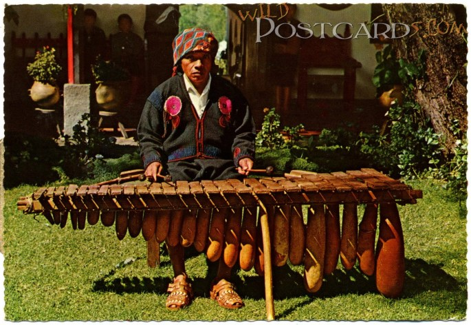 old school marimba