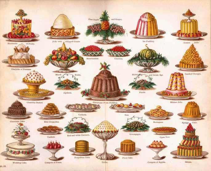 22nd-December.-Mrs-Beetons-puddings-double-spread